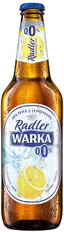 Warka Radler 0.0% Cytryna