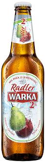 Warka Radler 2% Jabłko z Gruszką