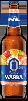 Warka Radler Grejpfrut z Pomarańczą 0%