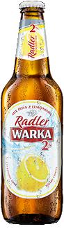 Warka Radler 2% Cytryna